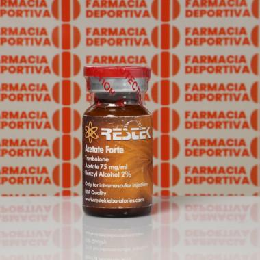 Acetate Forte 75 mg Restek Laboratories