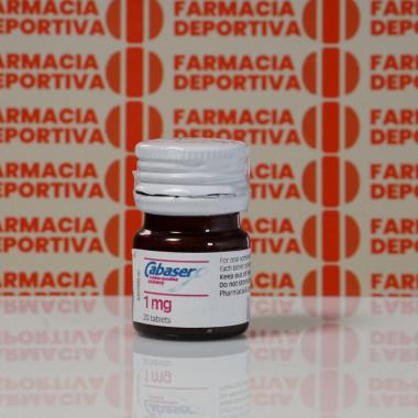 Cabaser Original 1 mg Pfizer Labs