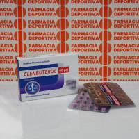 Clenbuterol 40 mkg Balkan Pharmaceuticals
