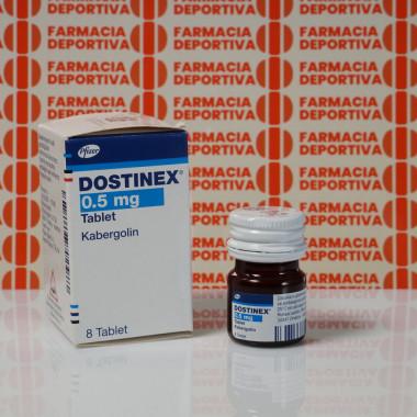 Dostinex 0,5 mg Pfizer Labs | FDC-0125