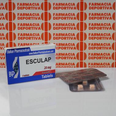 Esculap 20 mg Balkan Pharmaceuticals | FDC-0306