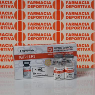 IGF1 LR3 1mg Peptide Sciences   FDC-0307