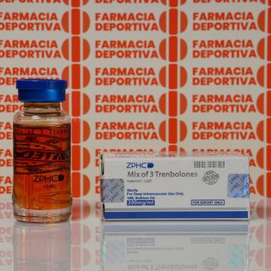 Mix of 3 Trenbolones 200 mg Zhengzhou | FDC-0023