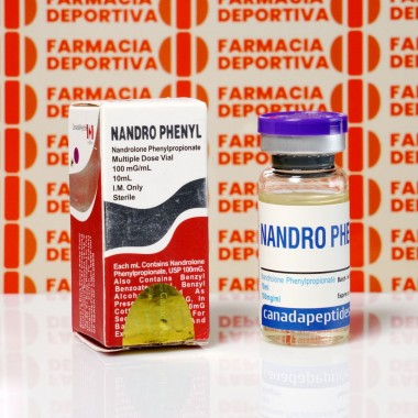 Nandro Phenyl 100 mg Canada Peptides   FDC-0333