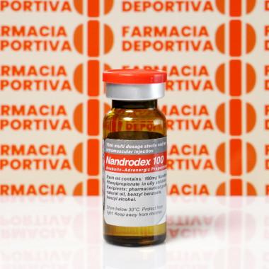 Nandrodex 100 mg Sciroxx