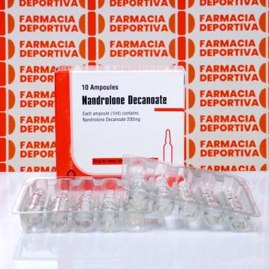 Nandrolone Decanoate 200 mg Aburaihan   FDC-0314