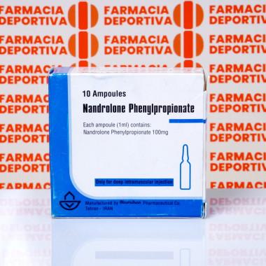 Nandrolone Phenylpropionate 100 mg Aburaihan | FDC-0315