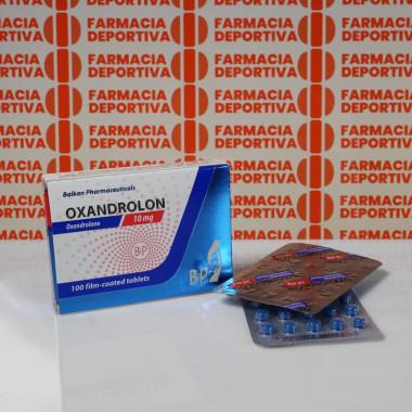 Oxandrolon 10 mg Balkan Pharmaceuticals