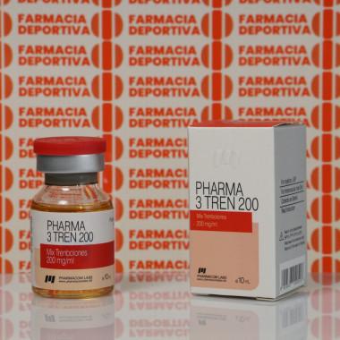 Pharma 3 Tren 200 mg Pharmacom Labs