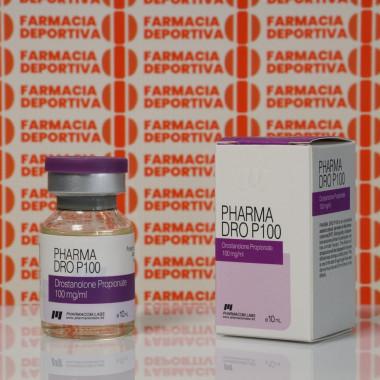 Pharma Dro P100 100 mg Pharmacom Labs | FDC-0077