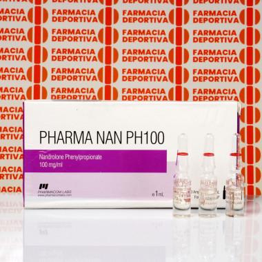 Pharma Nan PH100 100 mg Pharmacom Labs   FDC-0327