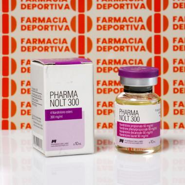 Pharma Nolt300 300 mg Pharmacom Labs   FDC-0328