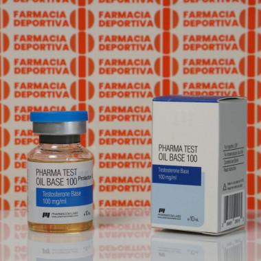 Pharma Test Oil Base 100 mg Pharmacom Labs | FDC-0251
