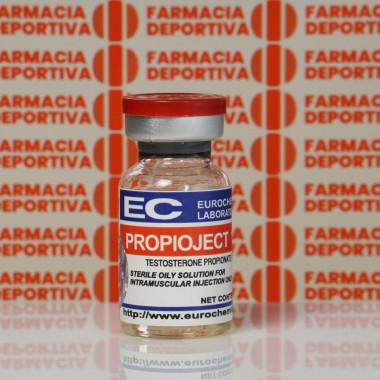 Propioject (Testosteron Propionat) 100 mg Eurochem Labs | FDC-0117
