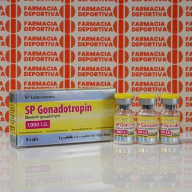 SP Gonadotropin 1000 IU SP Laboratories | FDC-0300