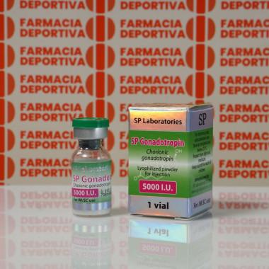 SP Gonadotropin 5000 IU SP Laboratories | FDC-0301