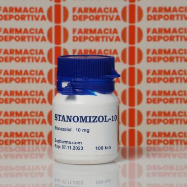Stanomizol 10 mg Sopharma