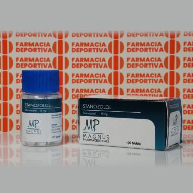 Stanozolol 10 mg Magnus Pharmaceuticals