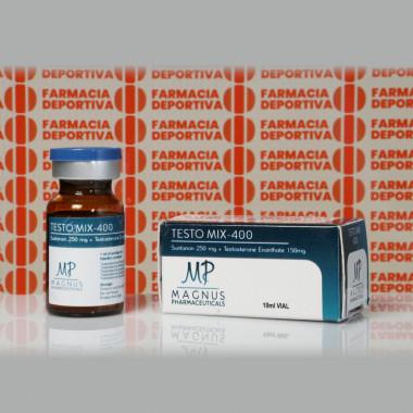 Testo Mix 400 mg Magnus Pharmaceuticals | FDC-0263