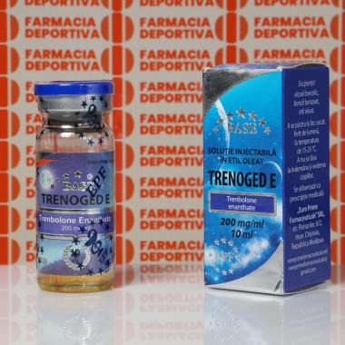 Trenoged E 200 mg Euro Prime Farmaceuticals   FDC-0238