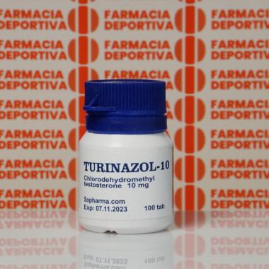 Turinazol 10 mg Sopharma | FDC-0106